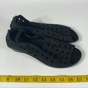 Sesto Meucci Evonne perforated leather Shoes Italy